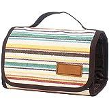 Sunneey Kulturbeutel zum aufhängen Kulturtasche für Damen - Waschbeutel Kosmetiktasche mit Haken für Reisen, Urlaub, Outdoor