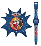 Power Rangers - 23649 - Montre Enfant