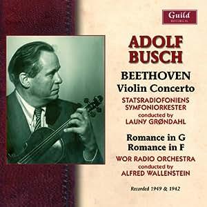 Beethoven:Violin Concerto [Import allemand]
