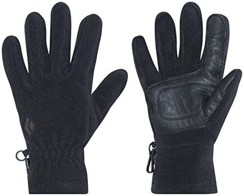 Black Diamond MidWeight - Gants - noir 2017 gants protection