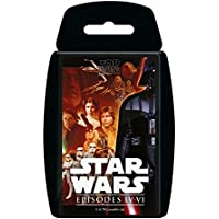 Star Wars 4-6 Top Trumps Card Game
