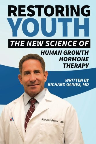 Hgh Human Growth Hormone (Restoring Youth: The New Science of Human Growth Hormone Therapy)