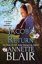 Jacob's Return: A Sensual Amish Historical Romance