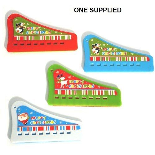 60 x Weihnachten Panflöten Musik Maker Mitgebseltüte Füller - Großhandel Bulkware Kaufen