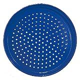 Glückskäfer 535046 Sandsieb aus Metall, blau 17cm