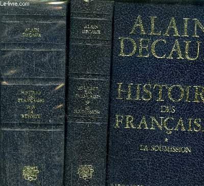 Histoire des françaises. tome I : la soumission.