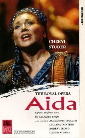 Preisvergleich Produktbild Aida [VHS] [UK Import]