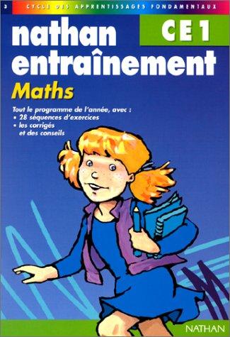 Nathan entraînement, numéro 3 : Maths CE1