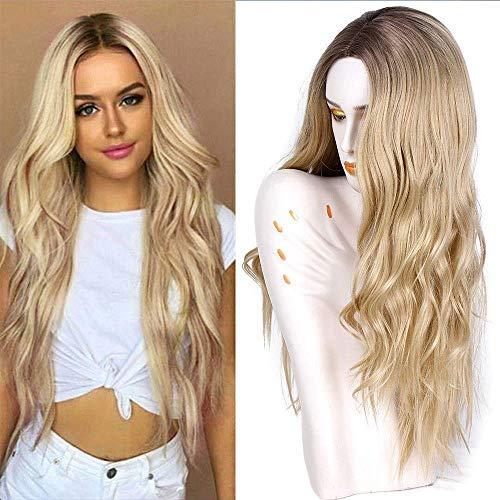- Lange Haare Blonde