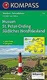 Husum, Sankt Peter-Ording: 1:50.000, Wandern/Rad, GPS-genau