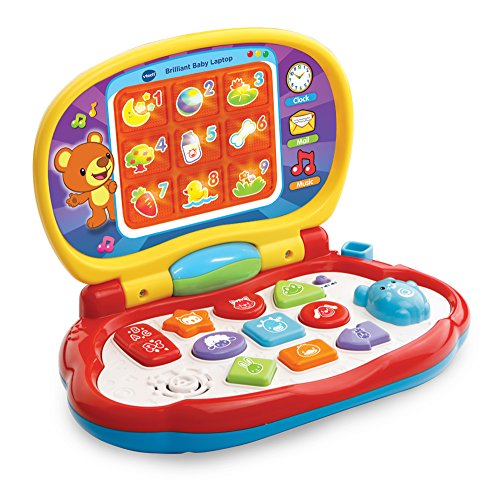 VTech Baby Baby's Laptop - Multi-Coloured