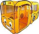 Spielzelt XXL Bus in orange