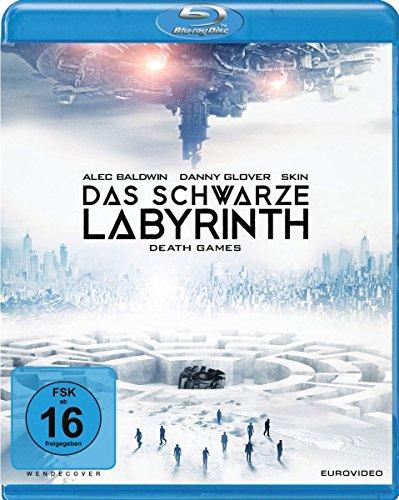 Bild von Das schwarze Labyrinth - Death Games [Blu-ray]