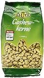 Kluth Cashewkerne 1000g, 1er Pack (1 x 1 kg)