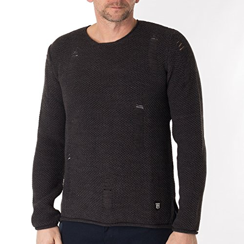 Pullover Rusty Neal 13249 Anthracite