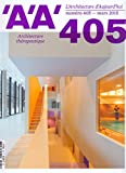 L'Architecture d'Aujourd'Hui N 405 Architecture Therapeutique Mars 2015