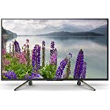 Sony Bravia 123.2 cm (49 Inches) Full HD Certified Android Smart LED TV KDL-49W800F (Black) (2018 model)
