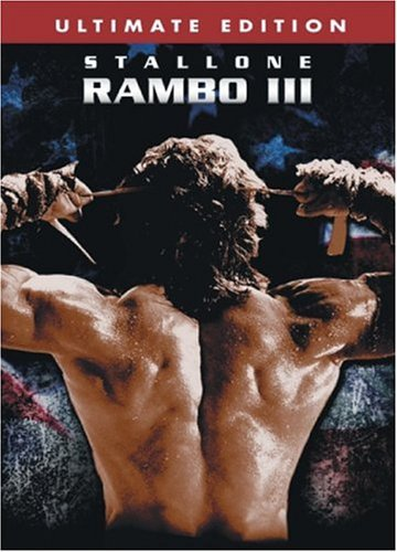 Rambo III - Special Edition by Sylvester Stallone