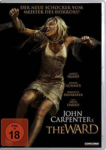 John Carpenters The Ward (Pam Anderson Dvd)