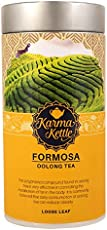Formosa- Premium Loose Leaf Oolong Tea, Darjeeling Oolong, Fresh and Pure Tea, Natural Detox, Weight Loss, 75gms