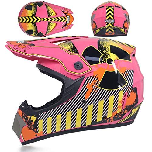 Motocross Crash Helmet
