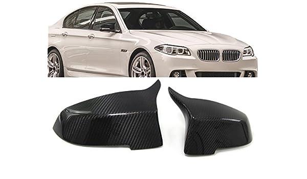 Carbon Sport Spiegel Kappen zum Austausch für BMW 5er F10 F11 F18 Facelift