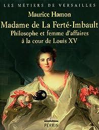 Madame de la Ferté-Imbault par Maurice Hamon