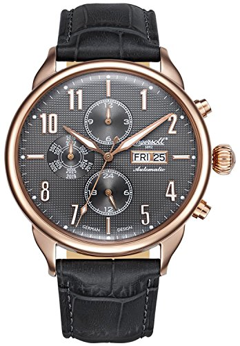 Ingersoll IN1415RGY Jeffords Montre pour Homme
