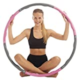 Just be. Fitness Hula Hoop Pink