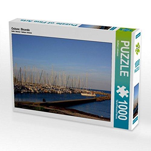 Ostsee: Strande 1000 Teile Puzzle quer (CALVENDO Sport)