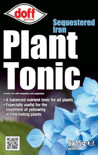 Sequestered fer Plante Tonic (5 x sachets de 15 g)