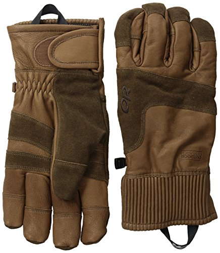 Outdoor Research Rivet Gloves Coffee XL