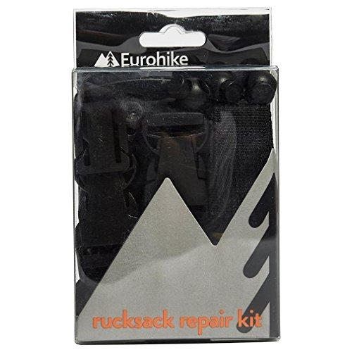 Eurohike EH Ruck PANNENSET, Schwarz, Einheitsgröße