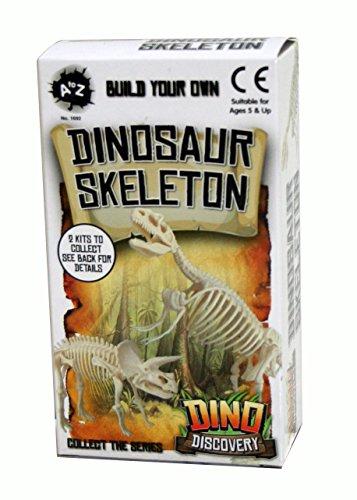 A to Z A a Z:01692 Construir su Propio Dinosaurio Esqueleto Fiesta Juguete