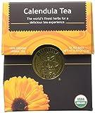 1 X Calendula Flower Tea - Organic Herbs - 18 Bleach Free Tea Bags