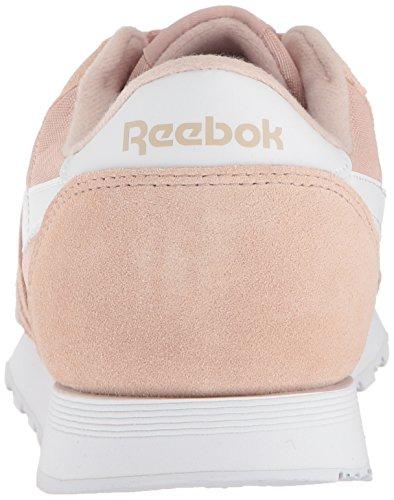 Reebok-Mens-Classic-Nylon-Walking-Shoe-Sf-Bare-BeigeWhite-65-M-US