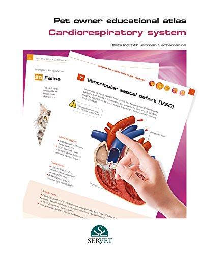 Pet owner educational atlas. Cardiorespiratory system