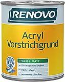 Renovo Acryl Vorstrichgrund 2,5 Liter