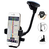 Car Mount,Dreamore Long Arm Universal Windshield Dashboard Cell Phone Holder with Strong Suction - Best Reviews Guide