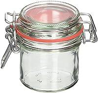 Nutley's 125 ml Clip Top Preserve Jar (Pack of 12)