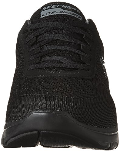 Skechers Flex Advantage 2.0-Golden Point Sneaker da Uomo Black