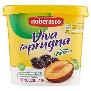 Noberasco - Viva La Prugna, Prugne Essiccate Morbide Denocciolate - 400 g