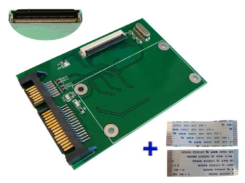 ADAPTER WORLD - Adaptador ZIF HDD 1.8