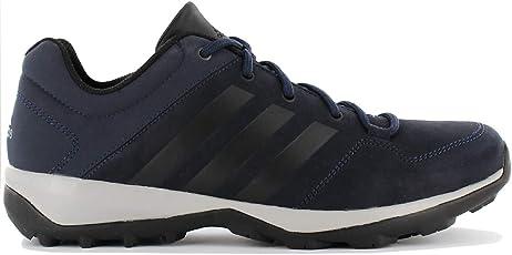 adidas Daroga Plus Leather Herren Wanderschuhe Navy-Blau Leder Outdoor Trekking Schuhe