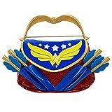 Jakks – 60887 – DC Super Hero Girls – Wonder Woman – Handtasche mit eingebautem Pfeil und Bogen