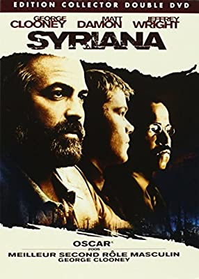 Syriana [DVD] [2006] by George Clooney