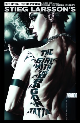 free kindle book The Girl with the Dragon Tattoo Special Edition Preview