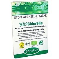 BIOCHLORELLA Pyren Sanatur Tabletten 100 St preisvergleich bei billige-tabletten.eu