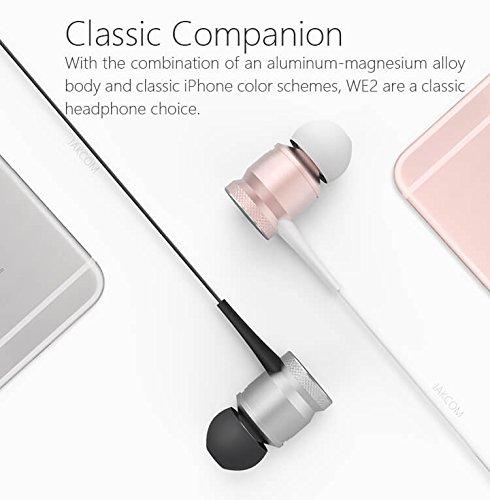 Jakcom WE2 Wearable Delle Cuffie Auricolari Bluetooth 2017, Space Grey