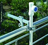 Schneider balcony clamp for umbrellas
